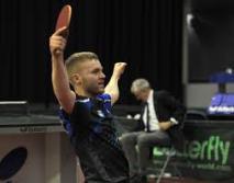 Gavin Evans, U21s National Champion 2014
