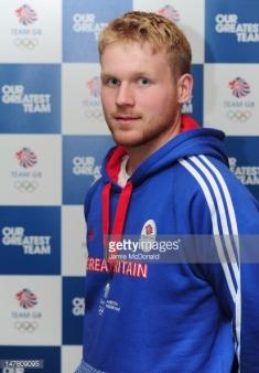 Gavin Evans Team GB Ambitions London 2012