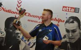 ETTA Nationals Sheffield, 28th Feb Ponds Forge Winner